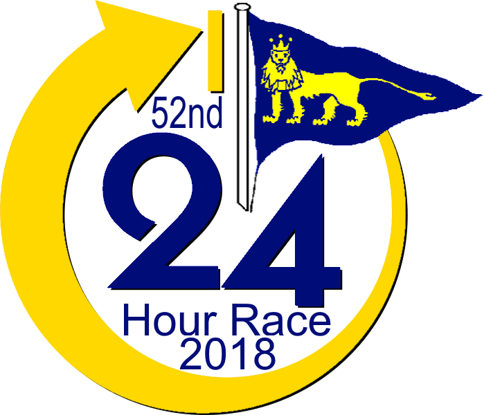 24 Hour Race Logo